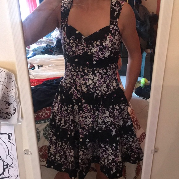 White House Black Market Dresses Floral Wedding Guest Dress With